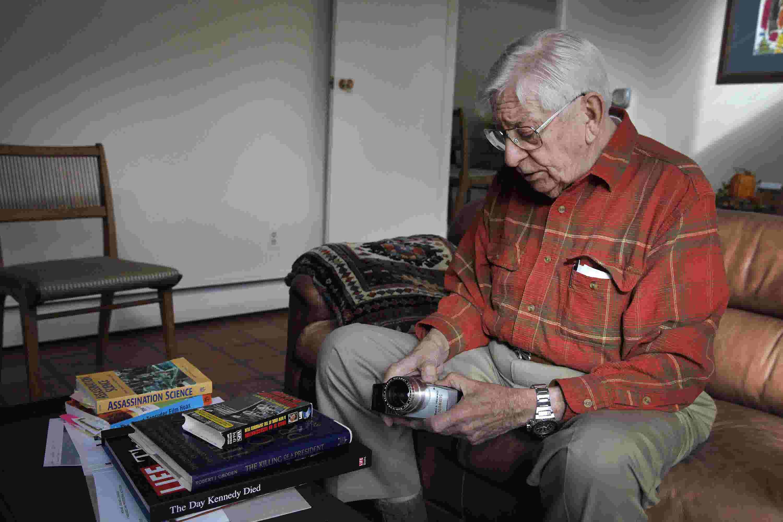 Kodak engineer reflects on analyzing Zapruder film