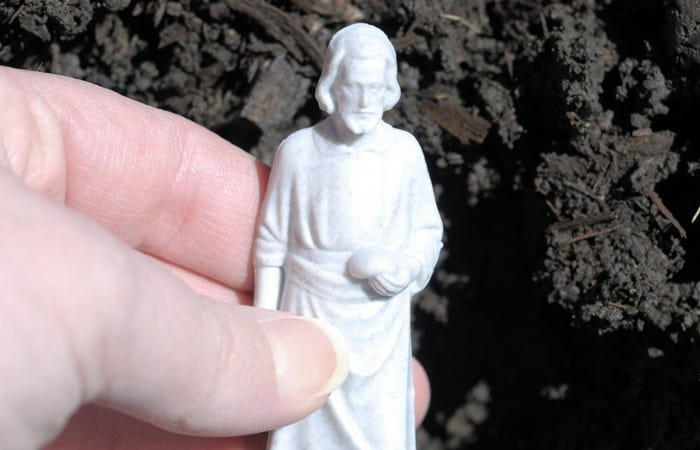 Can St Josephs Statues Help Sell Homes