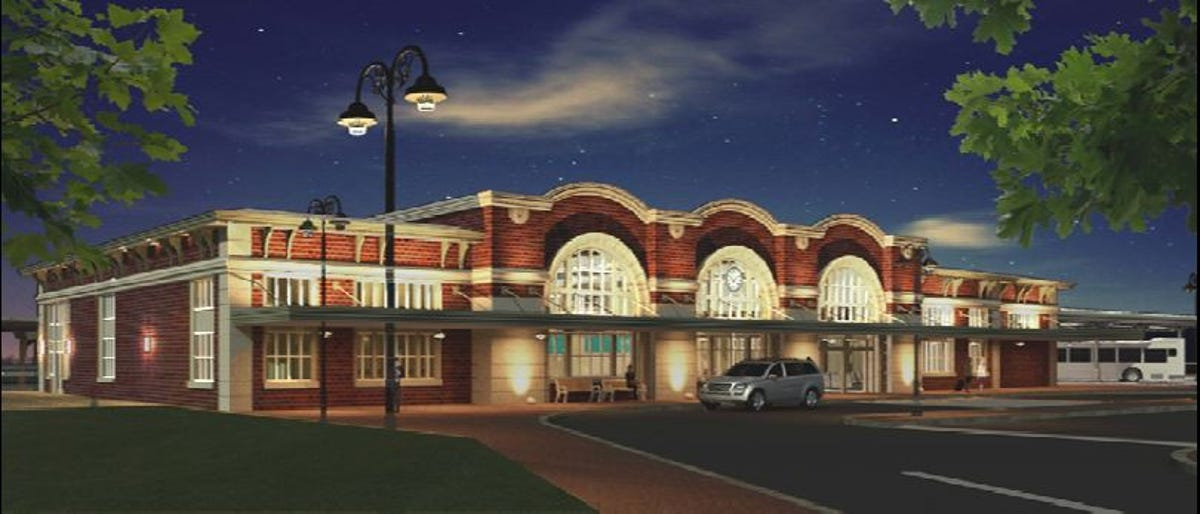 Intermodal Transportation Center contractors named
