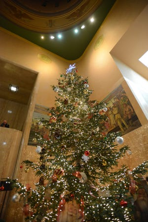 Get in the spirit at the Holidays at the Capitol tree lighting ceremony 5:30 to 7 p.m. Tuesday, Dec. 2, at the Rotunda, Oregon State Capitol, 900 Court St. NE.