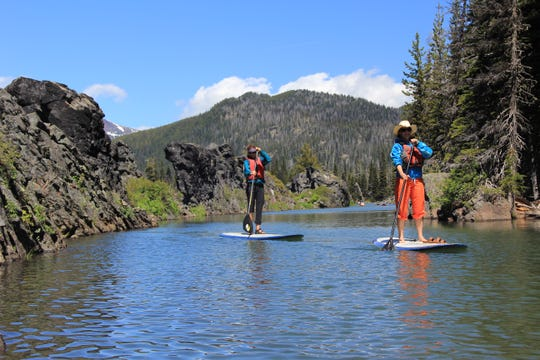 A report on how to improve outdoor recreation in Oregon came out this past week.