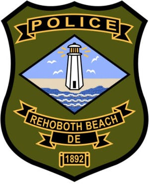 Rehoboth Beach Police Department logo