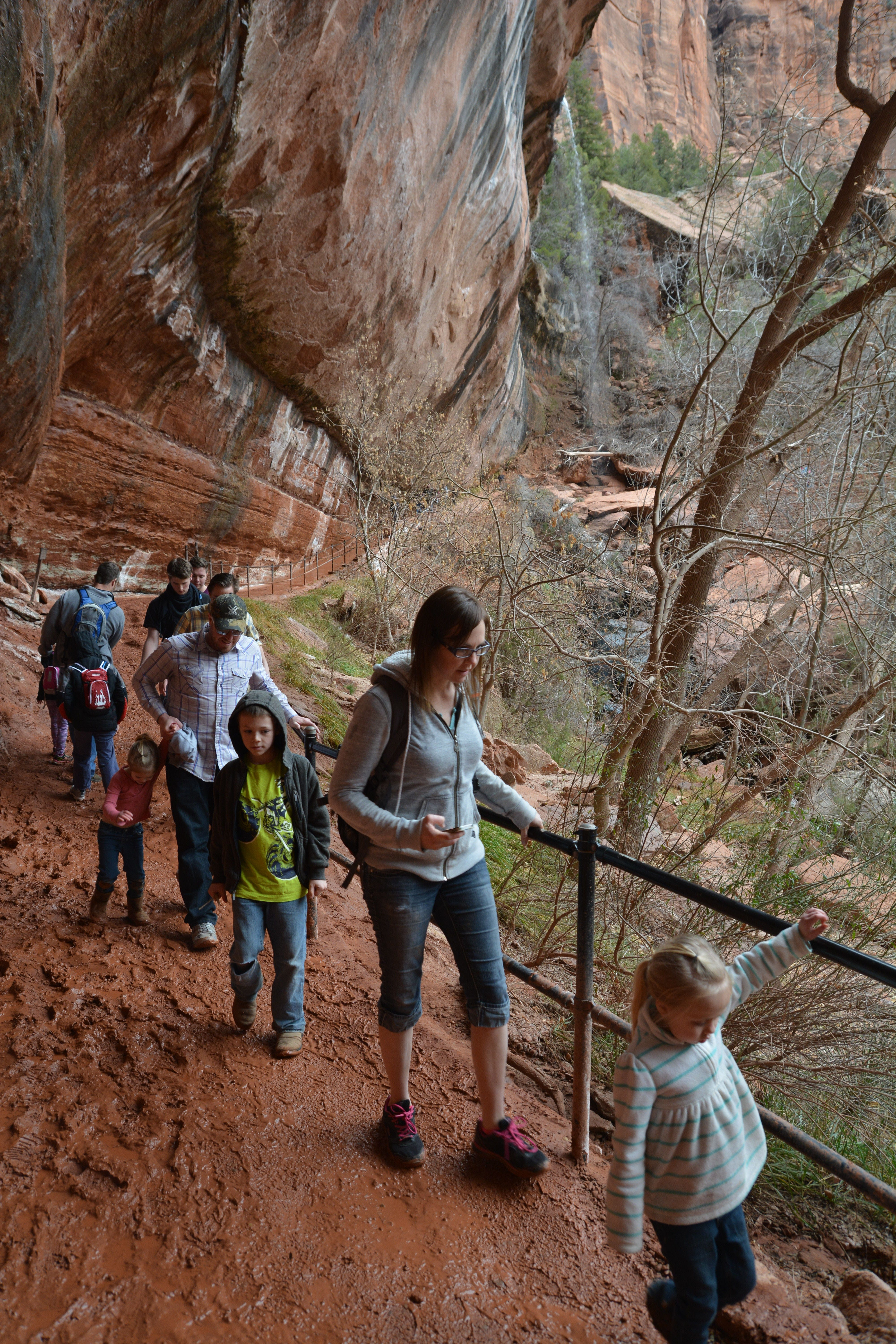 $1 million grant to help reopen Zion trail