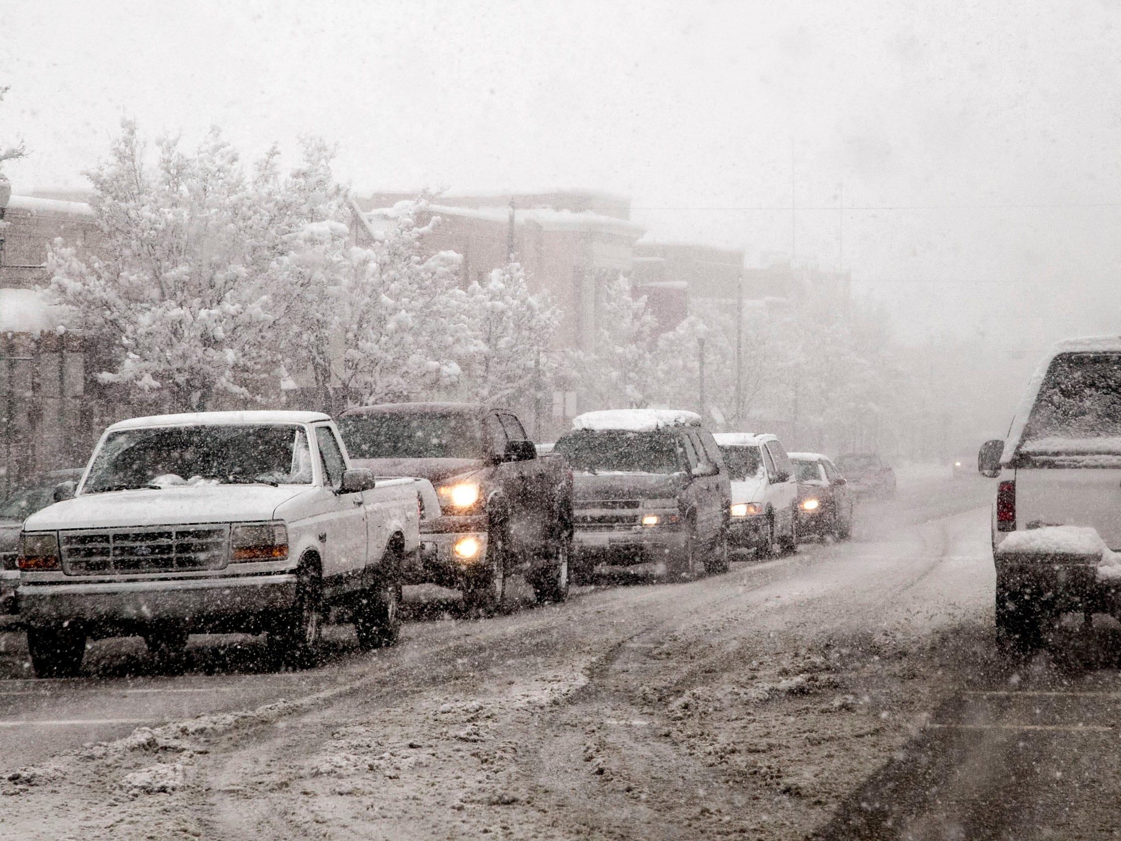 No white Christmas: Cedar nears 40-year record for latest snowfall