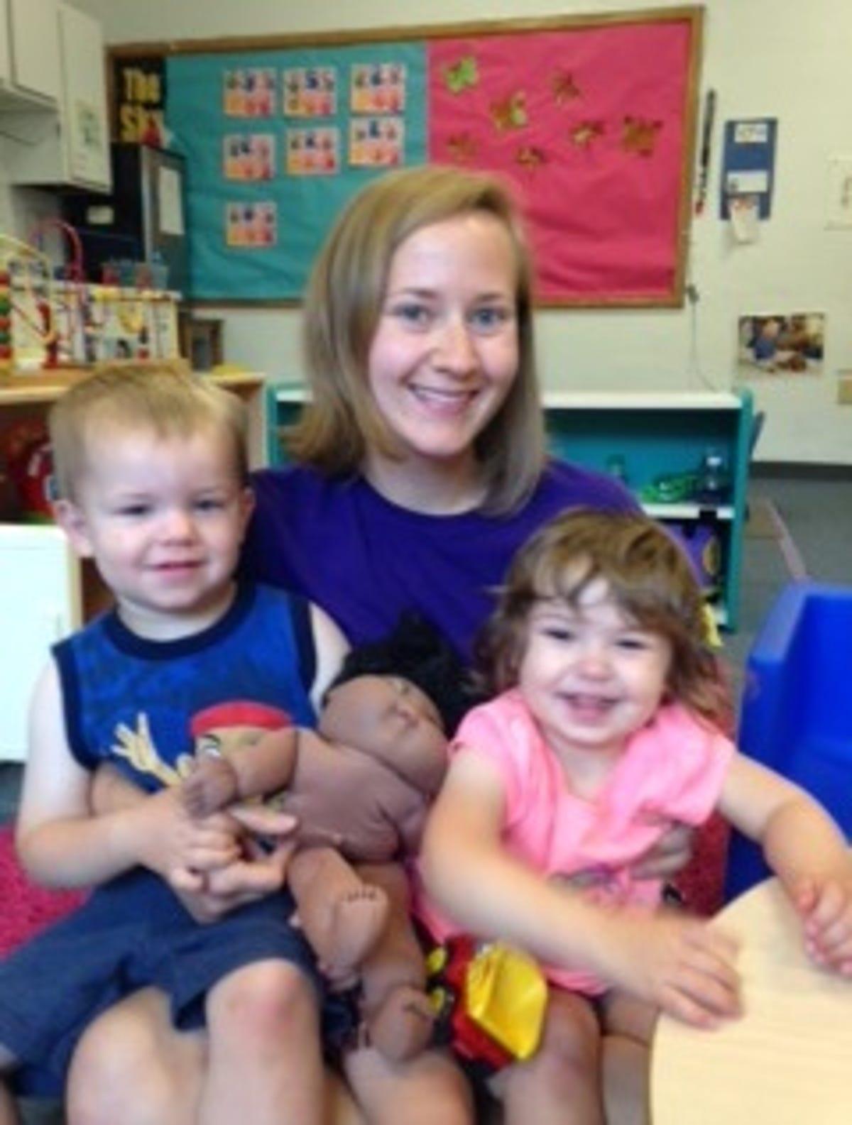 YMCA child care program offers parents peace of mind