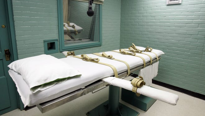 In Montana, judge has struck down the state's lethal injection procedure, effectively suspending executions in the state, Reuters reports.