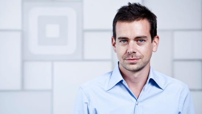 Jack Dorsey created Twitter and credit card reader firm Square.