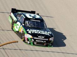Austin Dillon was told by his crew chief not to help teammate Elliott Sadler during Saturday's Nationwide race.