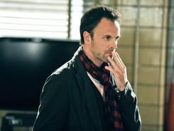 Jonny Lee Miller as Sherlock Holmes in 'Elementary.'