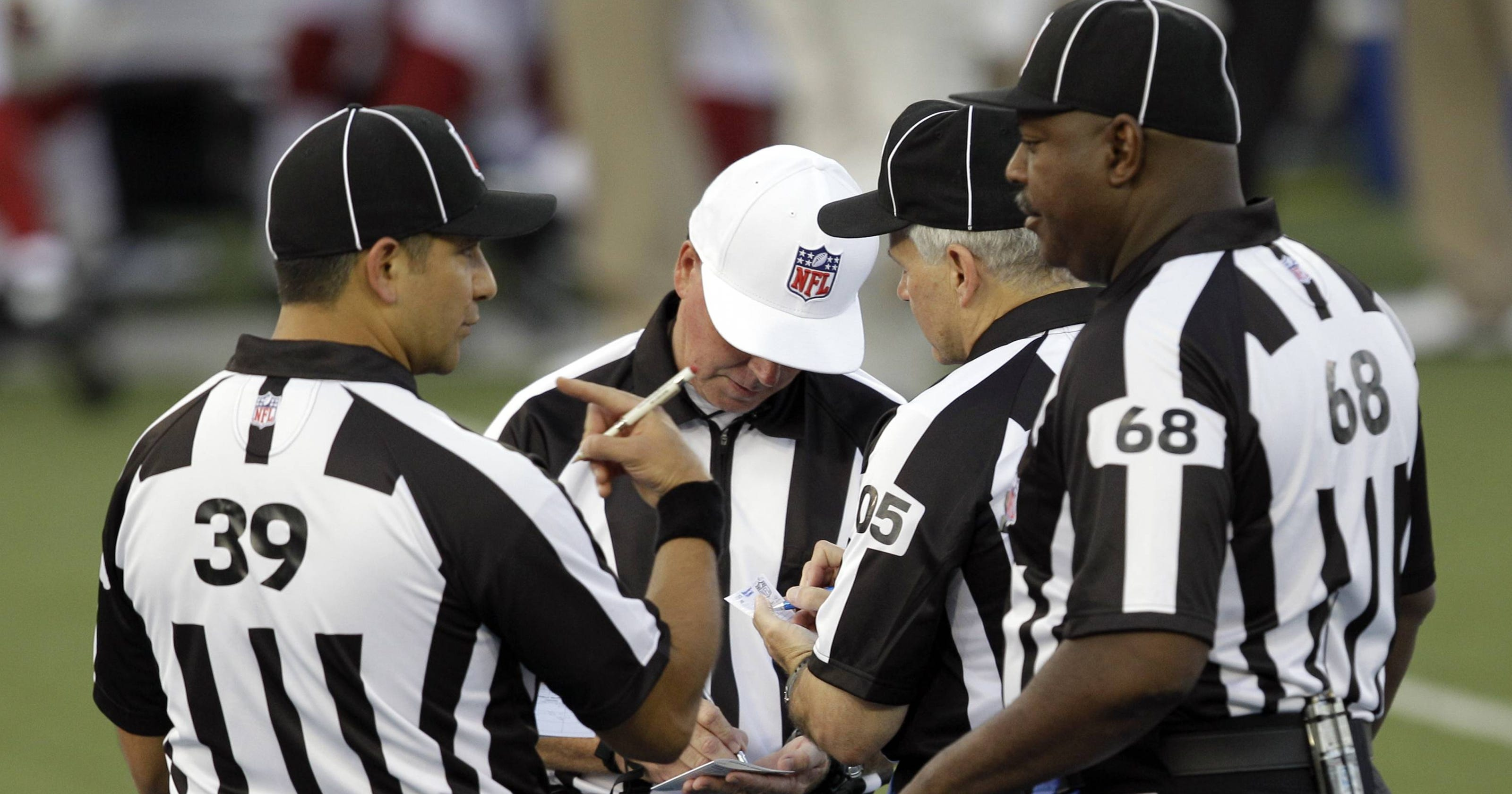 Path To Becoming Nfl Referee Is Usually Long