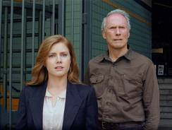 Amy Adams and Clint Eastwood star in 'Trouble with the Curve.'