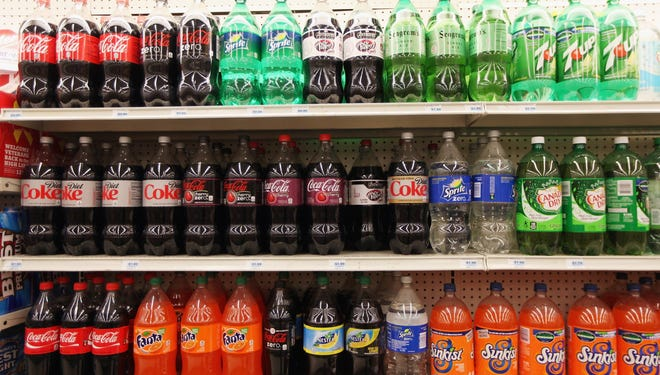 Reducing consumption of sugary drinks helps with weight loss.