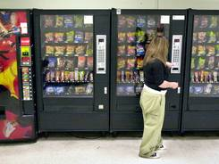 A group of retired military leaders is raising concerns about the impact of junk food at schools.