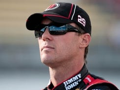 Kevin Harvick still is looking for his first Sprint Cup victory this season.