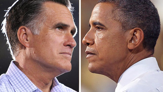 Only 13% say both Obama and Romney would be a good president, according to a new USA TODAY/Gallup Poll.