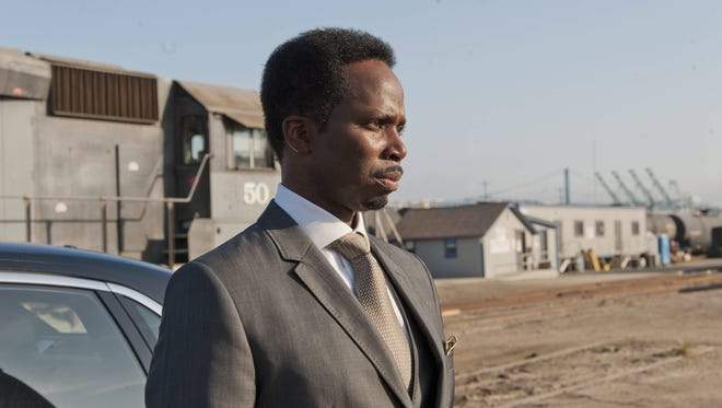Harold Perrineau joins 'Sons of Anarchy' as kingpin Damon Pope.