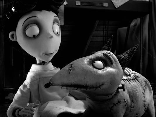 Review: 'Frankenweenie'