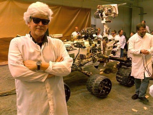 honeybee robotics founder