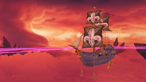 """A screenshot of the video game """"Pirates 101."""""""