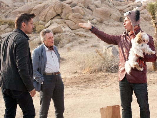 Review: 'Seven Psychopaths'