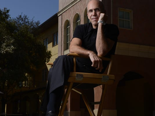 DreamWorks Animation CEO Katzenberg offers advice