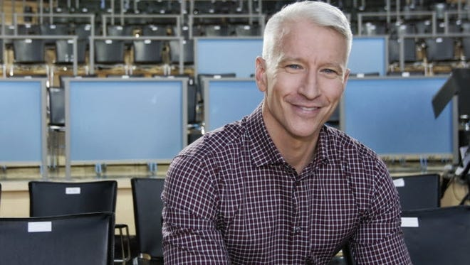 Anderson Cooper's syndicated daytime talk-show will fold at the end of this season. It premiered in Sept. 2011.