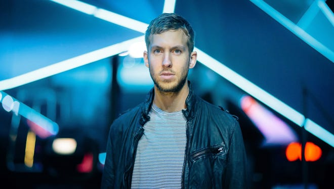 Calvin Harris releases his new album, '18 Months,' on Oct. 30.