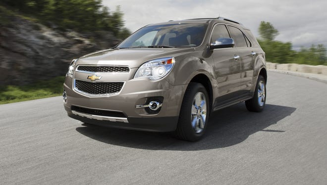 The very successful 2013 Cheverolet Equinox and sibling GMC Terrain this week marked 1 million units built since they rolled out in 2009 as 2010 models at the depth of GM's troubles.