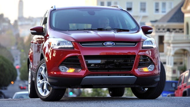 The all-new 2013 Ford Escape is off to a successful sales launch.