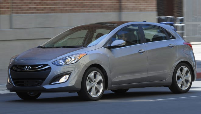 Newly introduced Elantra GT gives small-car buyers more choice.
