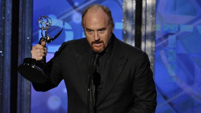 Two-time Emmy winner Louis CK hosts the pre-election edition of 'Saturday Night Live.'
