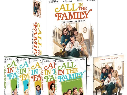 DVD EXTRA: 'All in the Family: The Complete Series'