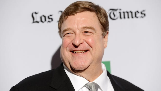 John Goodman stars in three movies this fall: 'Flight,' 'Argo' and 'The Trouble With the Curve.' He's also working on new films with the Coen brothers and George Clooney.