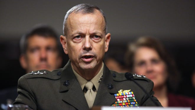 Gen. John Allen is under investigation after allegedly sending inappropriate emails to a woman linked with the scandal that led to CIA Director David Petraeus' resignation.