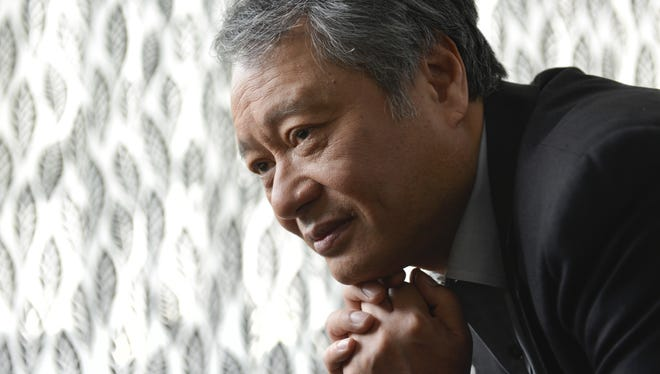 """Sometimes we go through things in life that's equivalent to that journey,"" director Ang Lee says. ""You wish the test could be as simple as drifting across the ocean with a Bengal tiger."""