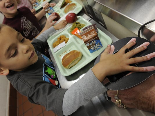 Palm scanners get thumbs up in schools, hospitals