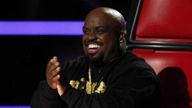 CeeLo Green is a mentor on 'The Voice.'