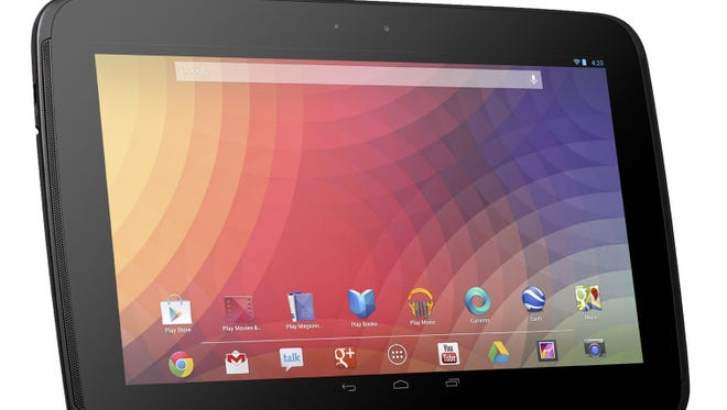 The Nexus 10 tablet is a good alternative to Apple's general-purpose tablet, and with a price tag that's $100 less.