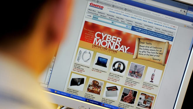 Retailers are offering big savings for Cyber Monday today.