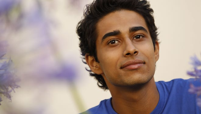 Suraj Sharma makes his acting debut as the star of Ang Lee's 3-D epic 'Life of Pi,' and his casting by Lee is nearly as unbelievable as the film itself.