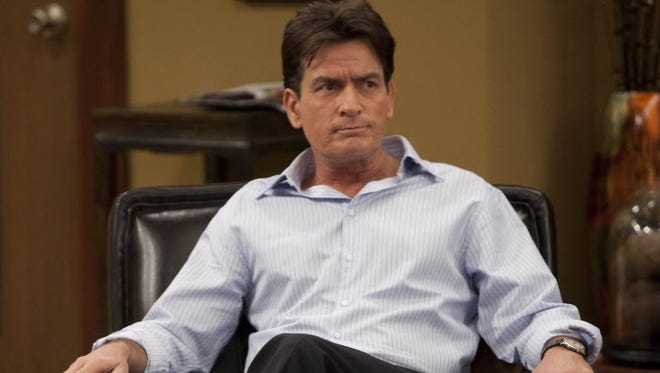 Charlie Sheen and 'Anger Management' returns to FX on Jan. 17.