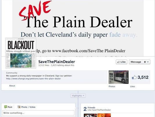 Save The Plain Dealer
