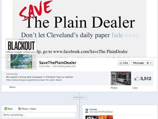 Cleveland 'Plain Dealer' mulls layoffs, restructuring