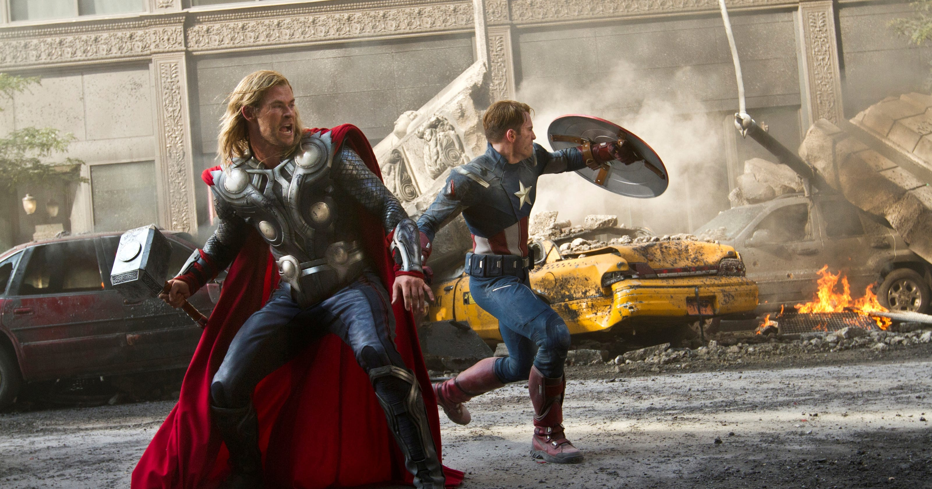 Visual-effects Oscar race down to 10 movies