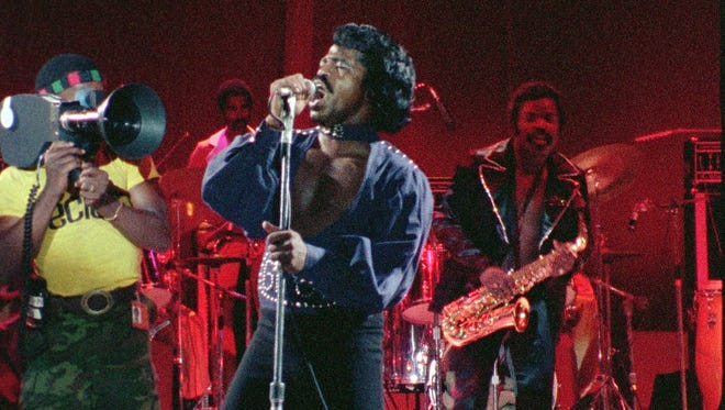 James Brown's 'The Payback' is featured in the new track, 'Unchained,' a mashup with Tupac Shakur.