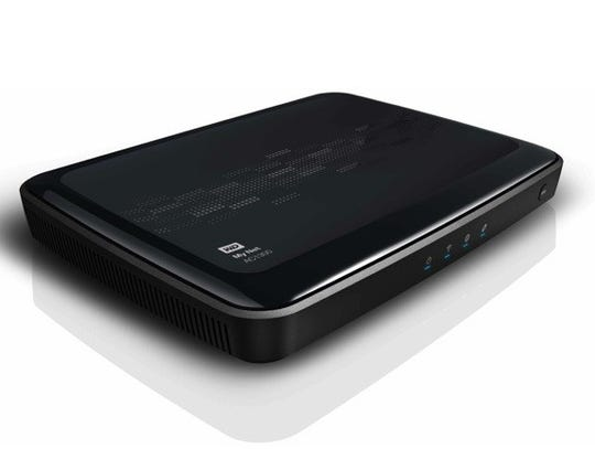WD router