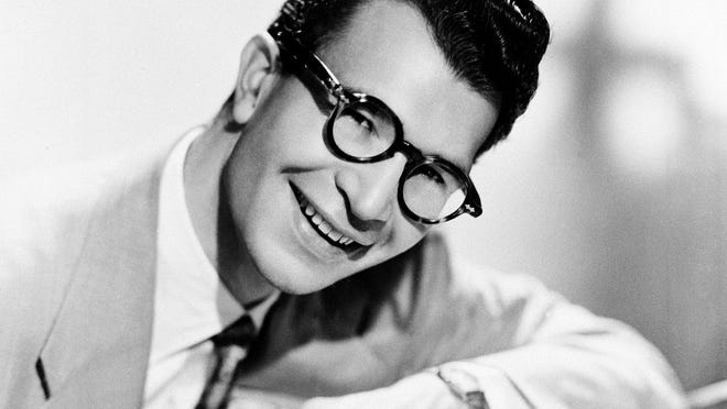 American composer, pianist and jazz musician Dave Brubeck.