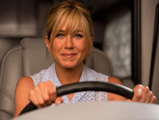Aniston in 'Miller's'