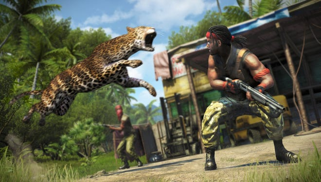 'Far Cry 3' is an intense first-person shooter that's sure to please – even if you've never played any of its predecessors.