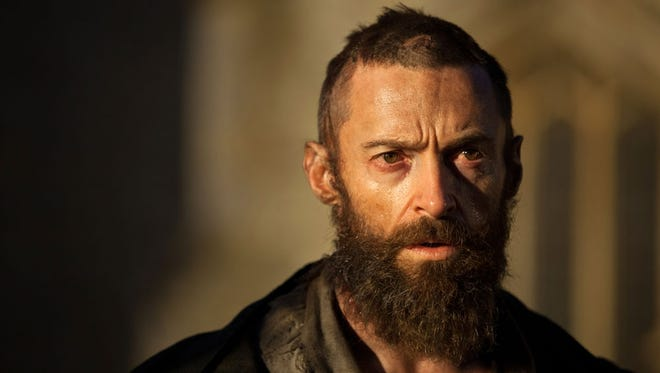 No surprises here: Hugh Jackman picks up a SAG nomination for best leading actor for his performance as Jean Valjean in 'Les Miserables.'